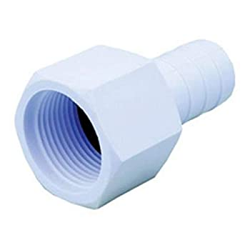 attwood Corporation 3899-3 Straight Threaded Barb Fitting Connector
