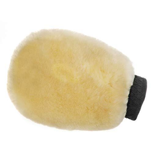 ENET Car Wash Mitt Professionele Kwaliteit Super Zachte Synthetische Lammen Wol Handschoenen