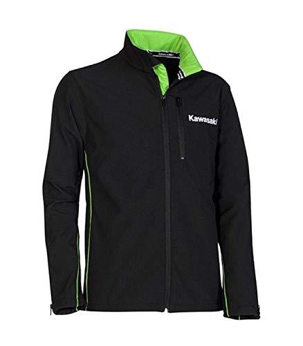 Kawasaki Sports Softshell Jacke schwarz Size XS/S
