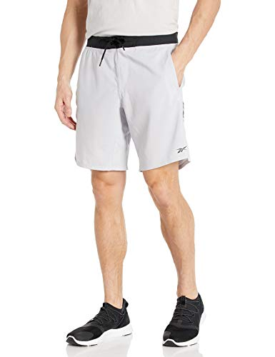 Reebok - Pantalones cortos de entrenamiento para hombre
