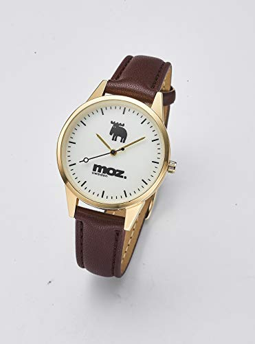 moz CLASSIC WATCH BOOK Gold ver. 商品画像