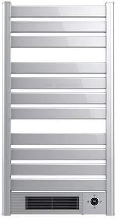 Cecotec Toallero Eléctrico Ready Warm 9780 Ceramic Towel. Calefactor cerámico Incorporado, 2000 W, Pantalla LED, Mando a Distancia, Temporizador, IPX1, Ajuste Temperatura, Termostato