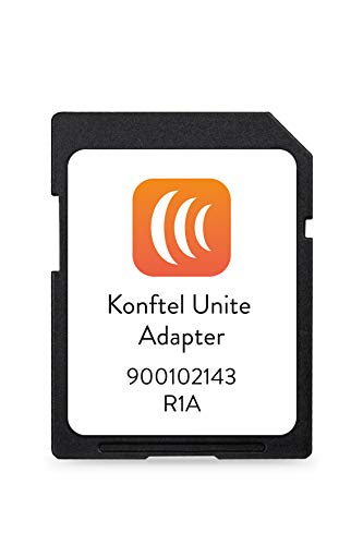Konftel Unite Adapter/SD-kaart 'OneTouch' Conferencing