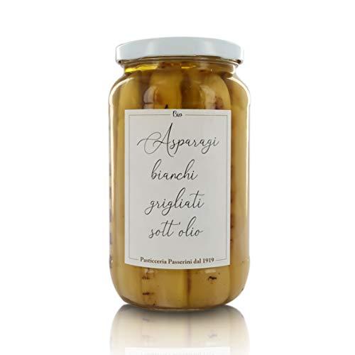 'Pasticceria Passerini dal 1919  Asparagi bianchi grigliati sott'olio, 500 g