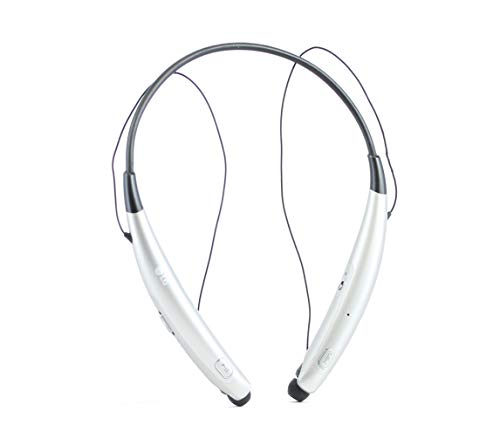 LG Tone Pro HBS-770 Wireless Stereo Headset - Silver