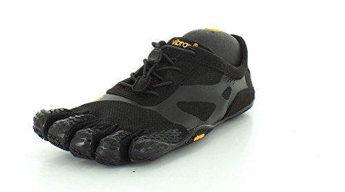 Vibram FiveFingers Men's Kso Evo Multisport Indoor Shoes, Black, 42 EU
