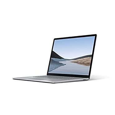 Microsoft V9R-00001 Surface Laptop 3  15 Touch-Screen  AMD Ryzen 5 Surface Edition - 16GB Memory - 256GB Solid State Drive  Platinum