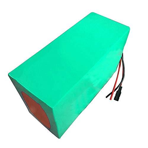 Seilylanka - Batería eléctrica de iones de litio para motocicleta, 60 V, 48 Ah, 16 S, 16 P, 315 x 165 x 140 mm