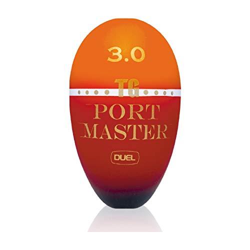 DUEL(デュエル) フカセウキ TGポートマスター 3.0 G1366 艶消しオレンジ