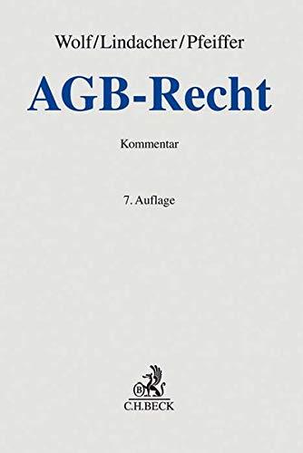 AGB-Recht (Grauer Kommentar)