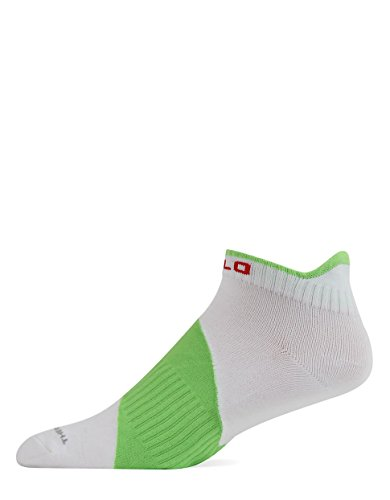 Polo Sport Ralph Lauren Performance Low Cut Socken - Wei� - Einheitsgröße