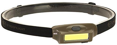 Streamlight STR61707-BRK Bandit Headlamp White/Green - 180 Lumens