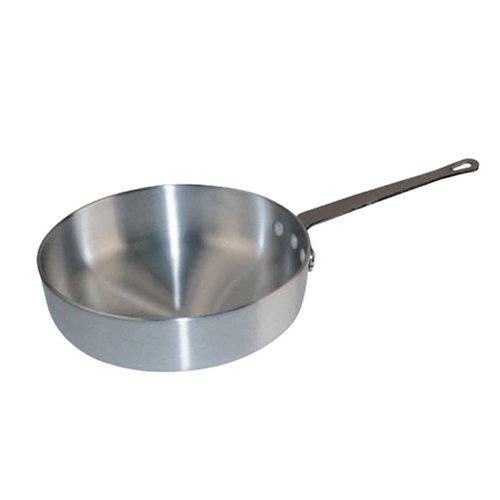 Winware Professional 3 Quart Aluminum Saute Pan