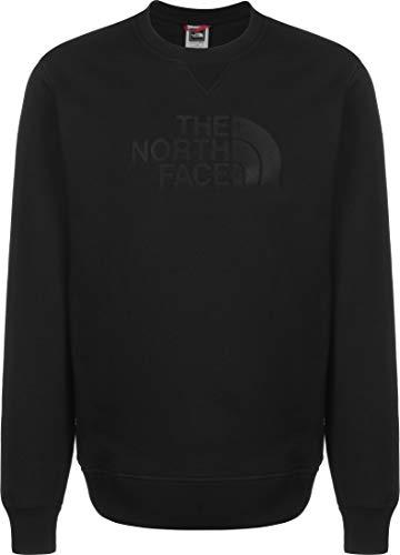 North Face Herren NF0A4SVRJK31. M Sweatshirt, Negro, M
