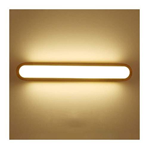 JYTFZD Lámpara de la Noche Luz del gabinete del Espejo del Pasillo (Color: Tricolor Light-43cm) / Código de Productos básicos: LJW-2158 (Color : Tricolor Light 63cm)