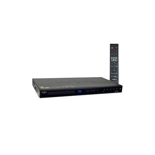 Buy Insignia NS-WBRDVD2 Blu Ray DVD Player, Wi-FI Built-In