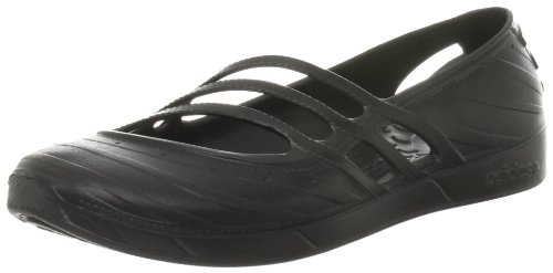 XO1 adidas QT Comfort G53010 Damen Sandalen Slippers Ballerinas Pantoletten 37