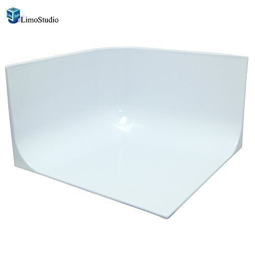 LimoStudio Photography Table Top Photo Studio Seamless White Background, AGG1465
