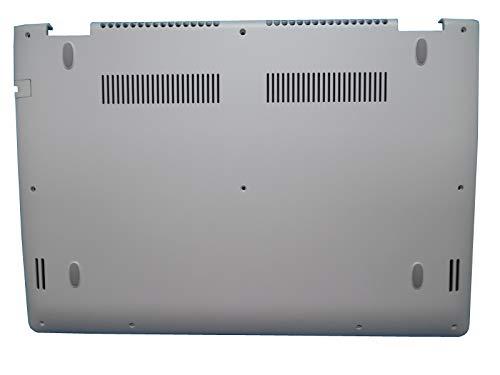 RTDpart Funda inferior para ordenador portátil Lenovo Flex 3-1435 YOGA 500-14ACL 5CB0J46659 46K.03RCS.0008 46003R0R0001 inferior caso blanco nuevo