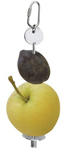 Kerbl Support à Fruit en Métal pour Petit Animal 20 cm