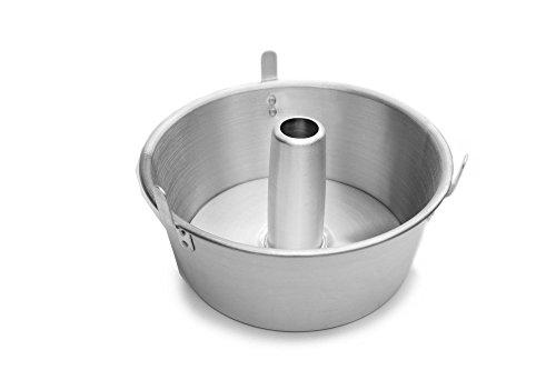 Angel Food Cake Pan, Aluminum, 10.75-Inch