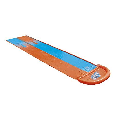 Bestway 52328 H2OGO Doppel-Wasserrutsche 488 cm, color