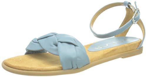 Unisa Damen CELADA_NS Flacher Slipper, Jeans, 41 EU
