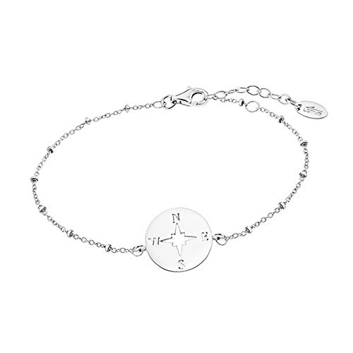 Lotus Silver Armband Damen LP1956-2/1 Kompass 925 Silber Schmuck D1JLP1956-2-1 Silber Armschmuck von Lotus Silver für die Frau