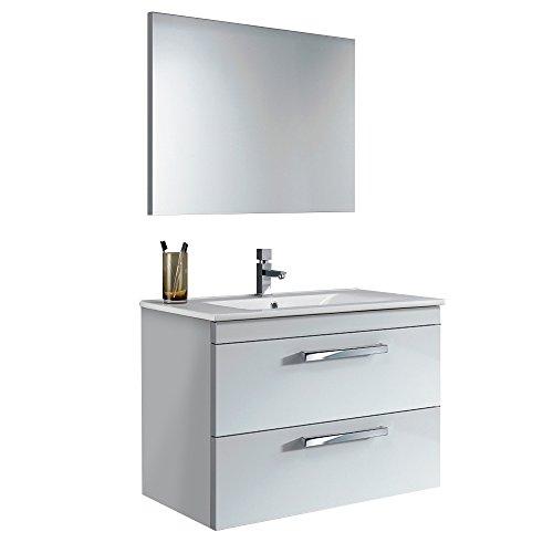 Fores Set Mobile Aruba + specchio arredamento bagno casa 305161BO