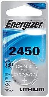 Energizer 3-Volt Coin Lithium Batteries CR2450 6 PK
