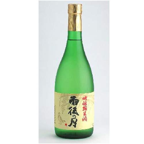 雨後の月 吟醸純米 720ml 広島 日本酒