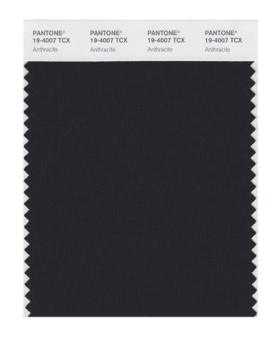 PANTONE SMART 19-4007X Farbmusterkarte, anthrazit