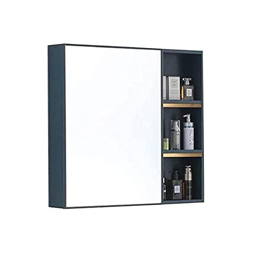 SHTFFW Caja de Espejo de Espejo de baño Caja de Espejo Mirado de Pared Mueble de Almacenamiento de gabinete de Toalla de Toalla de gabinete de Espejo de Almacenamiento (sin incluir Otras Cosas)