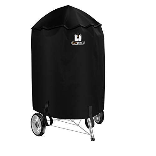 SUPJOYES Grill Cover for Weber Charcoal Kettle, 26 Inch BBQ Grill...