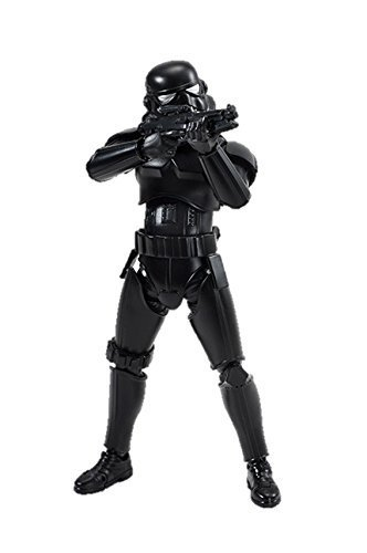 BANDAI Tamashii Nataion 2015 S.H.Figuarts Shadow Trooper Star Wars Action Figure by