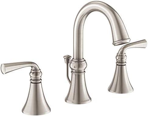 Top 10 Best moen bathroom sink faucet nickel Reviews