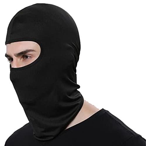 Balaclava Térmica Touca Ninja Mascara Moto Motoqueiro – Preta