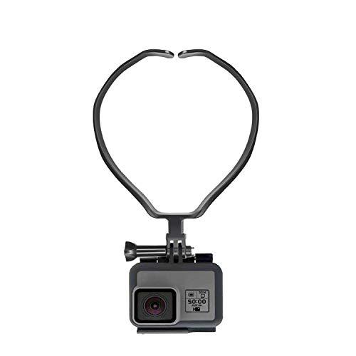 [TopEral] GoPro アクセサリー 2019最新版 ネックハウジングマウント ネックマン スマホ マウント GoPro HE...