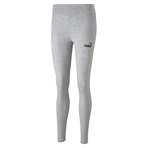PUMA Essentials Damen Leggings Light Gray Heather M