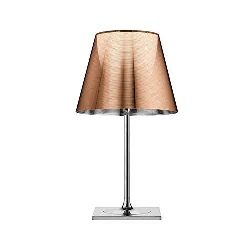 ZHANGYY Italien Design FLOS Ktribe Led Tischlampen Modern Einfach Wohnzimmer Schreibtisch Lampe Schlafzimmer Nacht Büro Kunst Home Home Leuchten Transparent