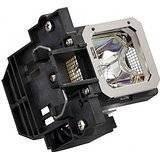 eu-ele pk-l2312ug lampadina lampada di ricambio compatibile con alloggiamento per proiettore JVC dla-x900r, dla-x700r, dla-x500r, dla-x95r, dla-x75r, dla-x55r e dla-x35D-ILA