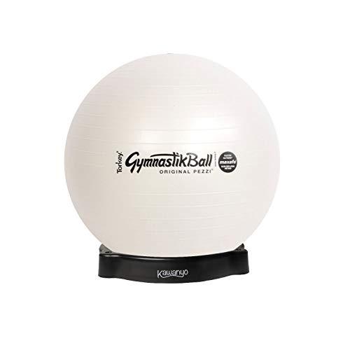 Original Pezzi Pezziball MAXAFE 75cm mit Ballschale pearlwhite Sitzball