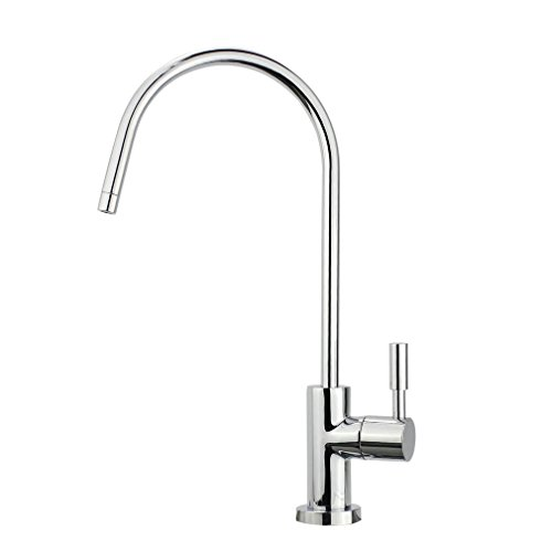 """smardy UNO 701 Osmose Wasserhahn, für Umkehrosmose und Wasserfilter, 360° schwenkbar, inkl. 3/8\"""" Adapter"""