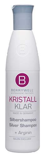 Berrywell - Kristallklar Silber Shampoo (61ml)