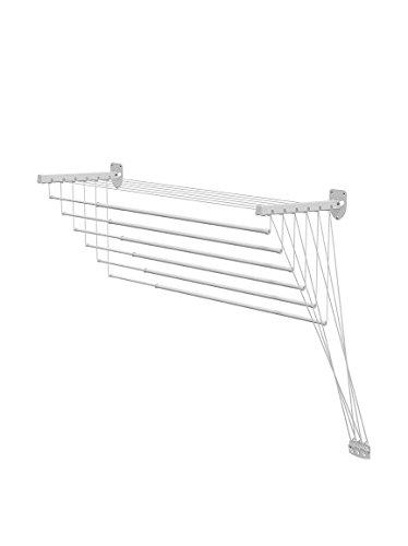 Vileda Gimi Lift Extend Wäschetrockner für Wand und Decke, 10,5 m Trockenlänge