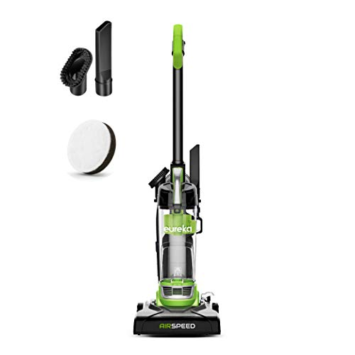 EUREKA Airspeed Ultra-Lightweight Compact Bagless Upright Vacuum Cleaner,...