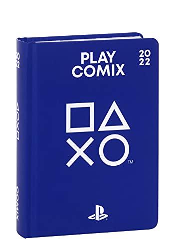 Comix - Diario 2021/2022 16 Mesi - PS PlayComix - Medium
