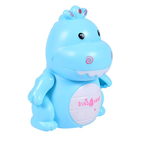 Tomaibaby Follow Line Toy Pen Line Induction Dinosaur with Light Music Sound Juguetes Educativos Electric Dinosaur Model Truck Toy for Kids