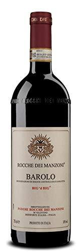Podere Rocche dei Manzoni - Barolo DOCG'BIG 'd BIG' 2013 0,75 lt.