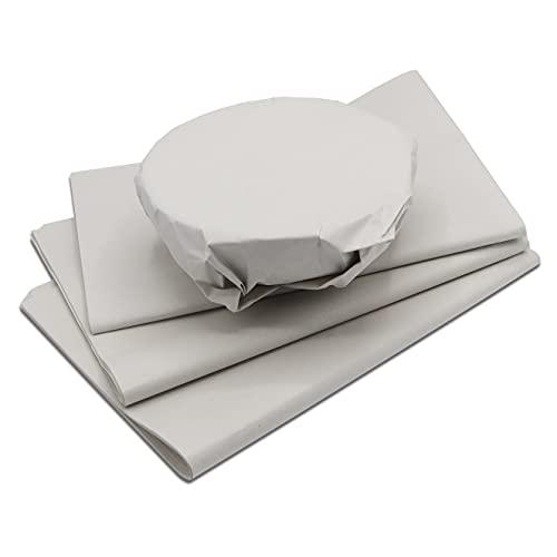 75 Fogli di Carta Bianca di Giornale per Imballare/Imbottire/Incartare/Riempire/Avvolgere/Sovrainvolto ideale come riempimento per traslochi, sorpresa regalo, schizzo, cartamodello, pacco, spolvero